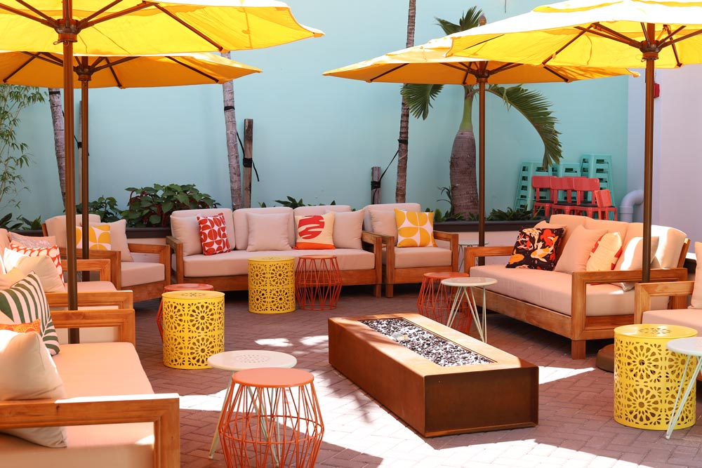 Delray Beach Patio