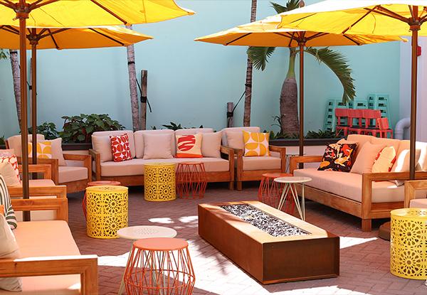 Delray patio