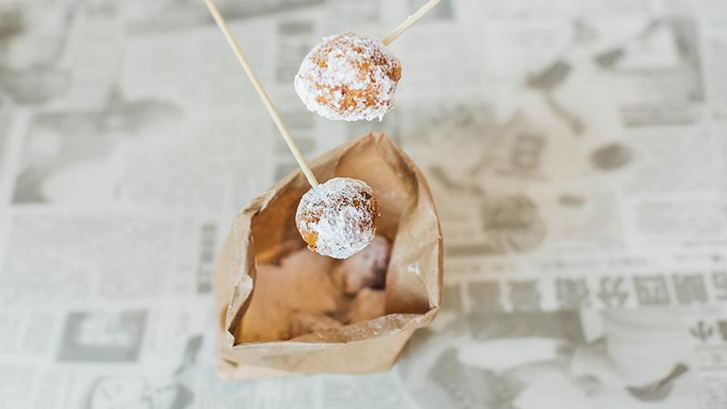 Bag o donuts